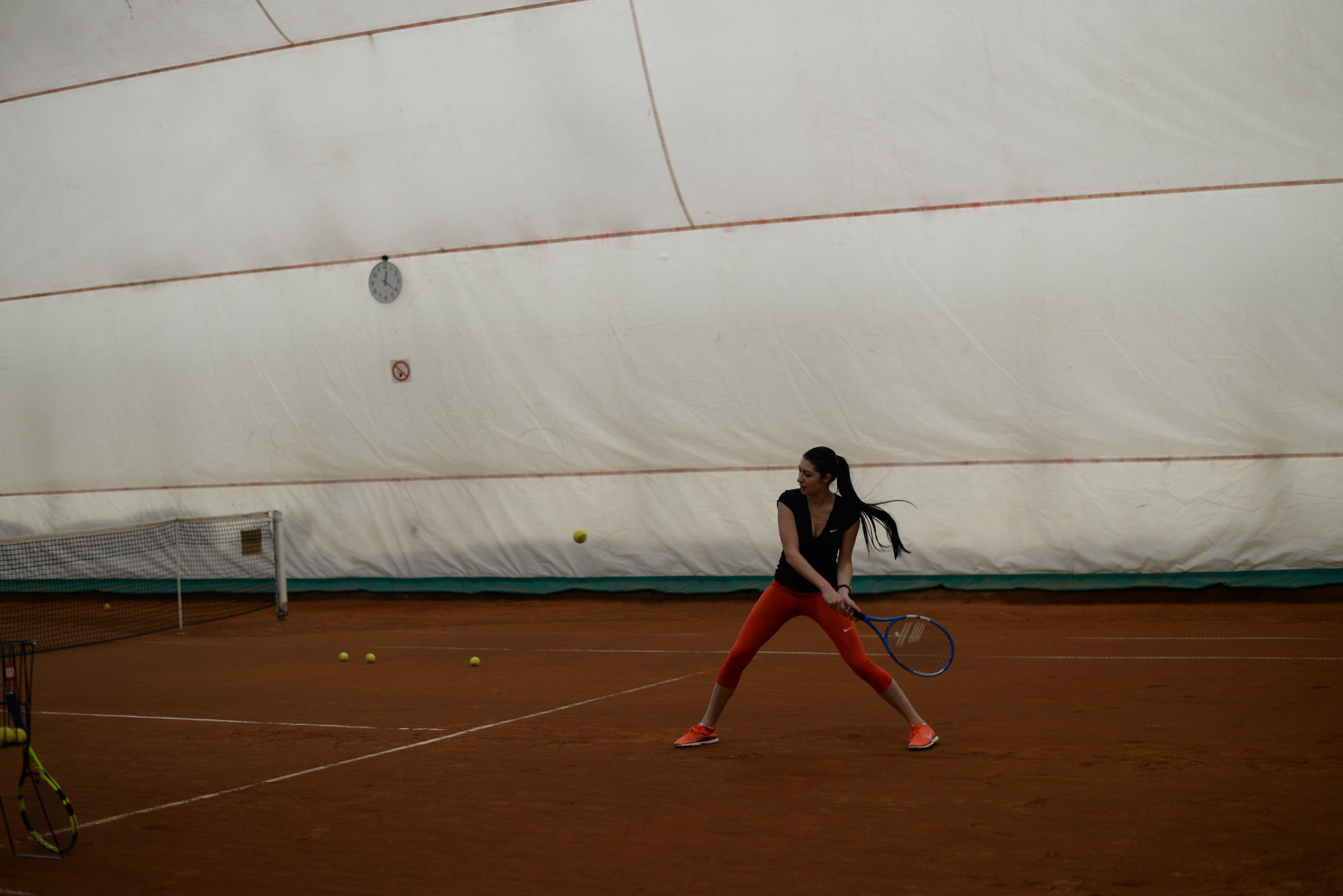 индивидуальные занятия теннисом