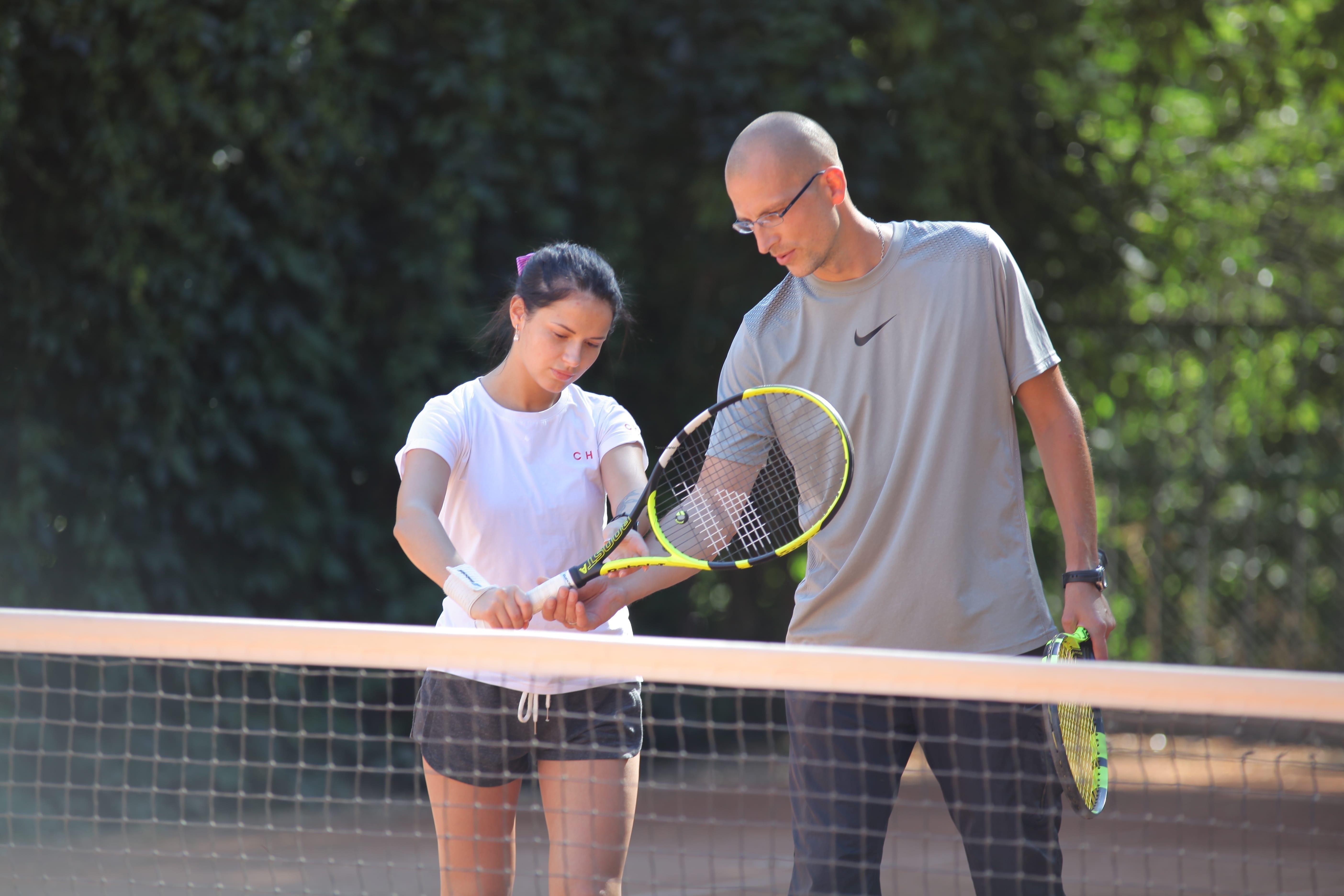 Игра слета теннис