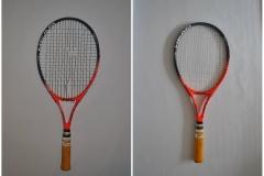 перетяжка ракетки для большого тенниса