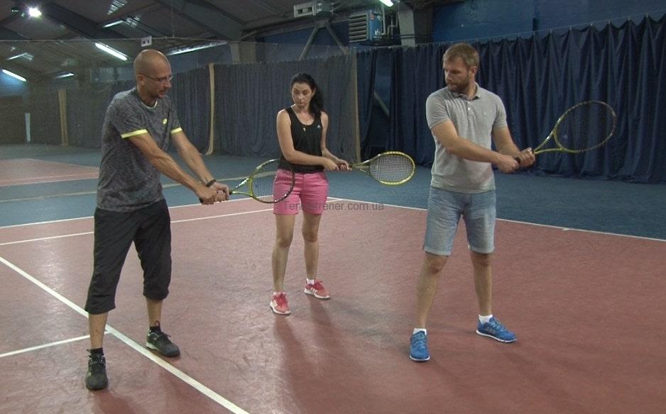 Фокин виталий тренер по теннису