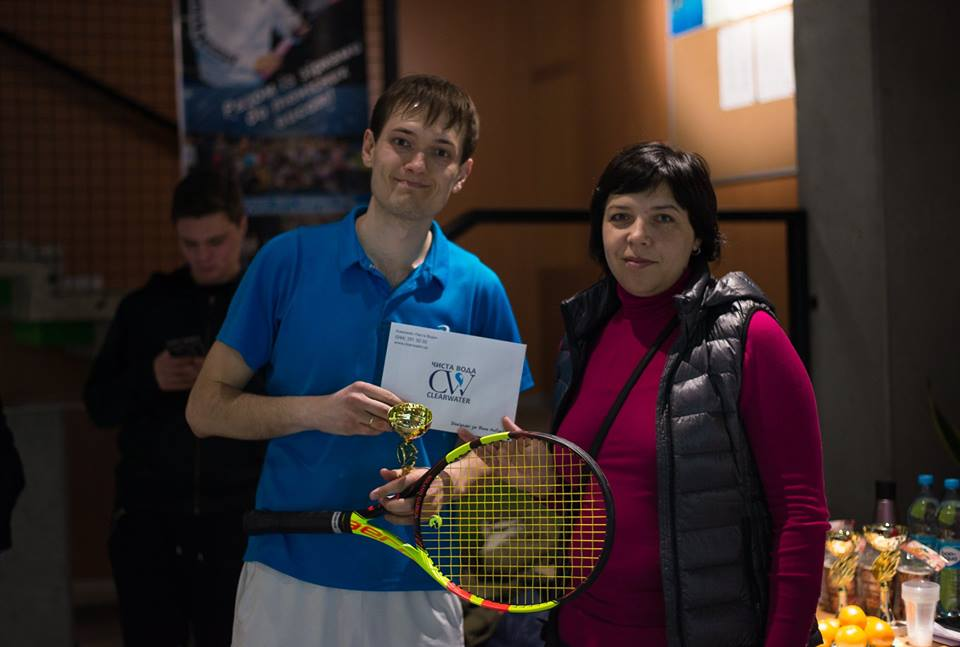 Турнир Tennis Business League